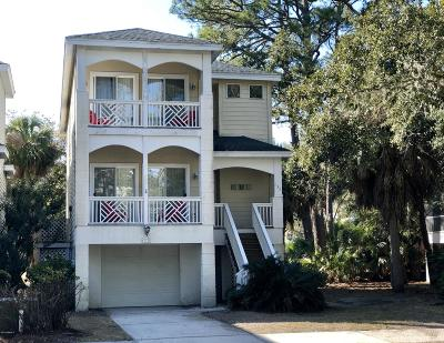Fripp Island Single Family Home For Sale: 732 Bonito Drive