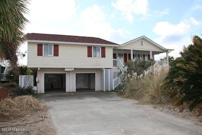 Beaufort County Single Family Home For Sale: 496 Tarpon Boulevard