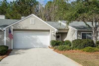 Beaufort County Single Family Home For Sale: 58 Purry Circle