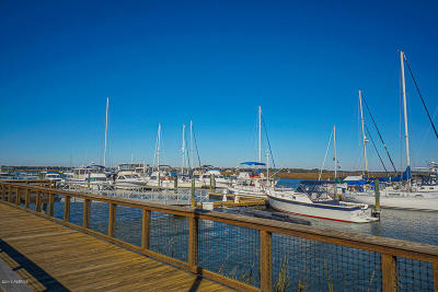 Beaufort, Beaufort Sc, Beaufot, Beufort Residential Lots & Land For Sale: B-4 Lady's Island Marina