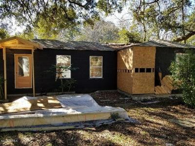 Beaufort Single Family Home Under Contract - Take Backup: 2606 North Street