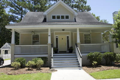 Beaufort, Beaufort Sc, Beaufot, Beufort Single Family Home For Sale: 84 Bostick Circle