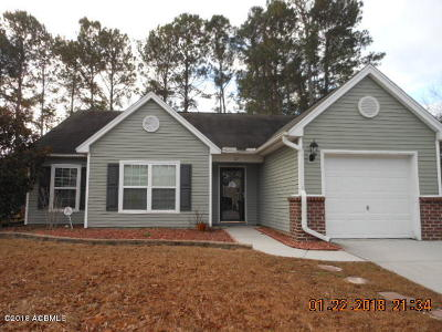 Beaufort County Single Family Home For Sale: 27 Cedar Creek Circle