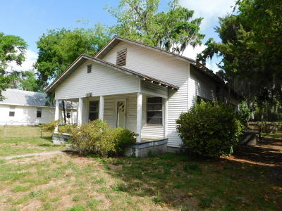 Port Royal Single Family Home For Sale: 908 8th Street