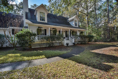 Beaufort, Beaufort Sc, Beaufot Single Family Home For Sale: 17 Sea Gull Drive