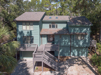 Beaufort County Single Family Home For Sale: 7 Kingfisher Cove