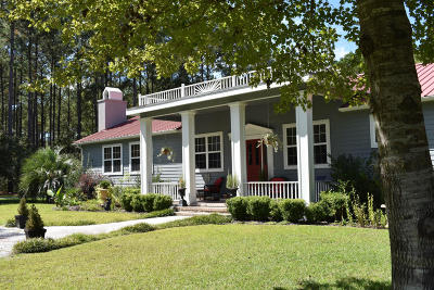 Ridgeland Single Family Home For Sale: 622 Battle Cut Road