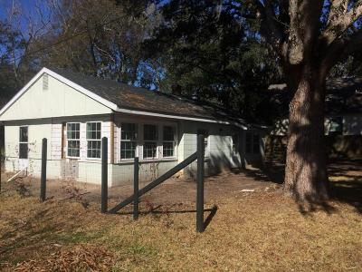 Beaufort County Single Family Home For Sale: 418 Heyward Street