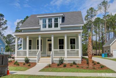 Beaufort, Beaufort Sc, Beaufot, Beufort Single Family Home For Sale: 2212 Spanish