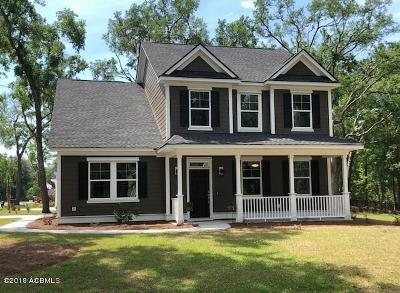 Beaufort, Beaufort Sc, Beaufot Single Family Home For Sale: 59 Gadwall E