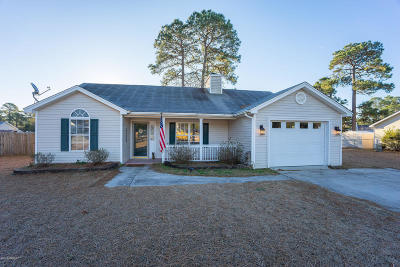 Beaufort County Single Family Home For Sale: 24 Blacksmith Circle