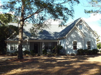 Beaufort County Single Family Home For Sale: 55 Downing Drive