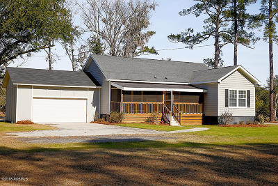Beaufort, Beaufort Sc, Beaufot Single Family Home For Sale: 57 Scipio Road