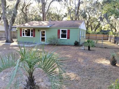 Beaufort County Single Family Home For Sale: 1318 Church Street