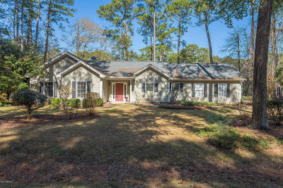 Beaufort County Single Family Home Under Contract - Take Backup: 28 Sea Gull Drive