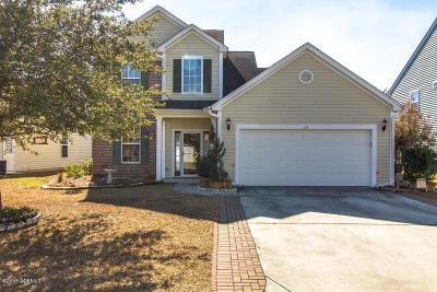 Beaufort County Single Family Home For Sale: 128 Oakesdale Drive