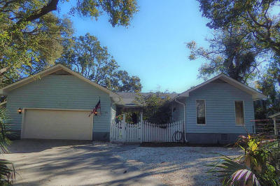 Fripp Island Single Family Home For Sale: 531 Remora Drive