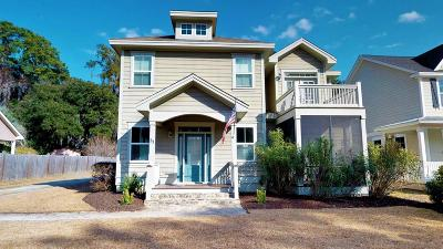 Beaufort, Beaufort Sc, Beaufot Single Family Home For Sale: 31 Sommer Lake Drive