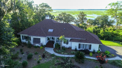 Beaufort County Single Family Home For Sale: 370 Dataw Drive