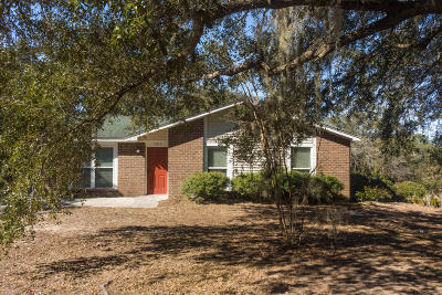 Beaufort County Single Family Home Under Contract - Take Backup: 1504 Sycamore Street
