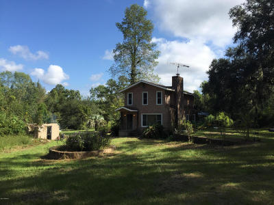 Beaufort County Single Family Home For Sale: 2701 Trask Parkway