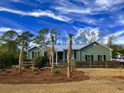 Beaufort County Single Family Home For Sale: 11 Surf Drive