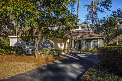 Dataw Island Single Family Home Under Contract - Take Backup: 641 S Reeve Road