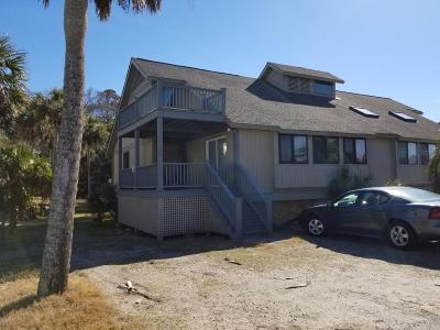 Fripp Island Single Family Home For Sale: 3 High Dunes