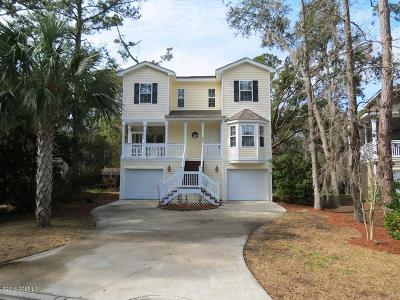 Beaufort County Single Family Home For Sale: 22 Peregrine Pointe Drive