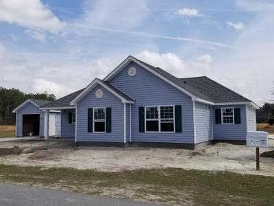 Ridgeland Single Family Home For Sale: 304 Ridgeland Lakes