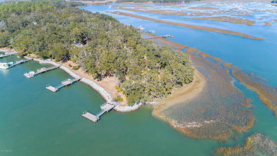 Beaufort County Residential Lots & Land For Sale: 16 & 20 Claires Point Road