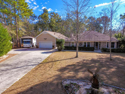 Beaufort County Single Family Home For Sale: 1 Walnut Hill Street