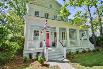 Beaufort, Beaufort Sc, Beaufot, Beufort Single Family Home For Sale: 21 Grace Park