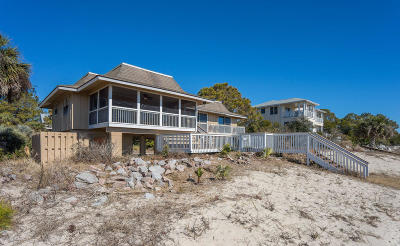 Fripp Island Single Family Home For Sale: 706 Red Drum Road N