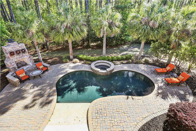 Beaufort County Single Family Home For Sale: 69 Hampton Lake Drive