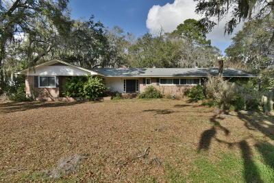Single Family Home Under Contract - Take Backup: 110 Fort Lyttleton Road