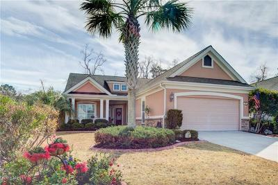 Bluffton Single Family Home For Sale: 36 Reedy Place