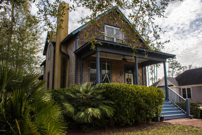 Beaufort County Single Family Home For Sale: 213 Whelk Road