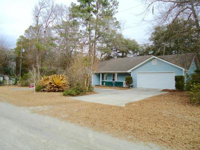 Ridgeland Single Family Home For Sale: 1488 Bees Creek Road