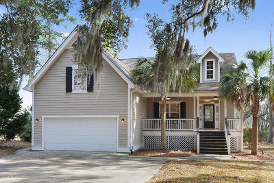 Beaufort SC Single Family Home Sold: $375,000