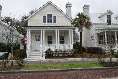 Beaufort Single Family Home For Sale: 1608 Prince Street