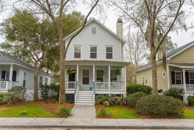 Beaufort County Single Family Home For Sale: 2692 Broad Street