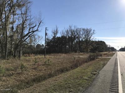 Yemassee Residential Lots & Land Under Contract - Take Backup: 356 Charleston Highway