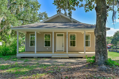 Beaufort County Single Family Home For Sale: 2618 Mossy Oaks Road