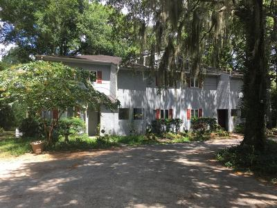 Beaufort County Condo/Townhouse For Sale: 159 Brickyard Point S #C