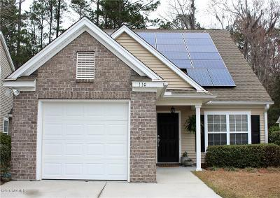 Bluffton Single Family Home For Sale: 110 Crossings Boulevard