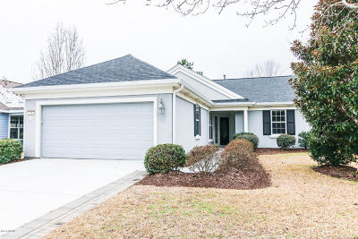 Bluffton Single Family Home For Sale: 14 Crescent Creek Drive