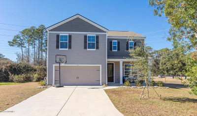 Beaufort County Single Family Home For Sale: 37 Kings Cross Court