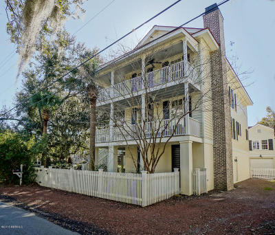 Beaufort Single Family Home For Sale: 504 King Street