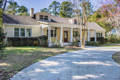 Single Family Home Pending: 864 Ribaut Road